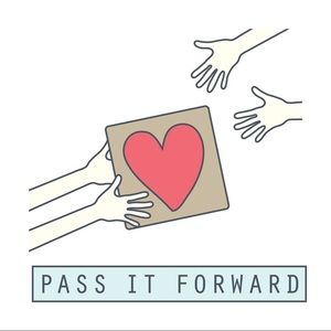 Other - Pass the ♥️ forward